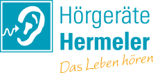 Logo Hörgeräte Hermeler - Das Leben hören